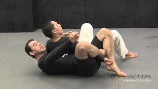 Crucifix Armbar from Back- Marcelo Garcia