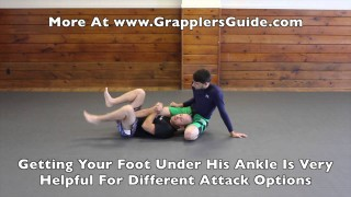 Deep Half Guard Positional Tips and Concepts – Jason Scully