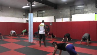 Bodyweight Workout for BJJ – Funk Roberts
