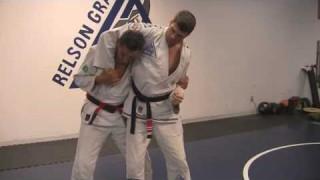 Relson Gracie Jiu-Jitsu Self Defense and Martial Arts Move Demonstration