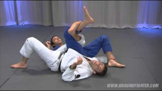 Ryan Hall Back Attacks – The Rolling Back Attack