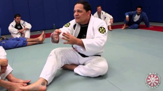 Setting Up Butterfly Guard by Saulo Ribeiro