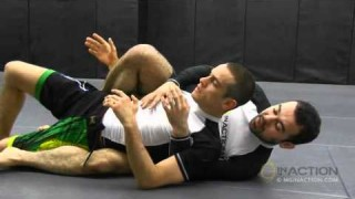 Side Control to Back to Crucifix- Marcelo Garcia