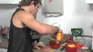 Acai Bowl Recipe w/ AJ Agazarm.