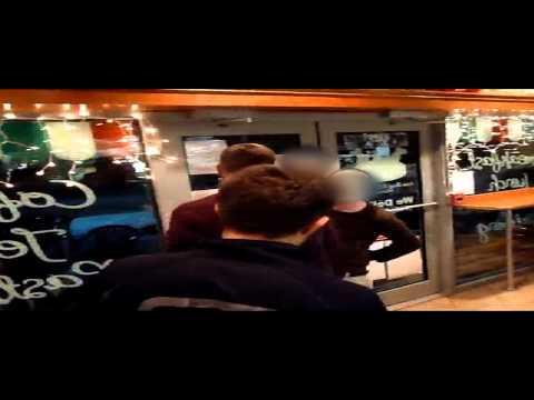 BJJ Black Belt Ryan Hall vs Aggressive Drunk Guy