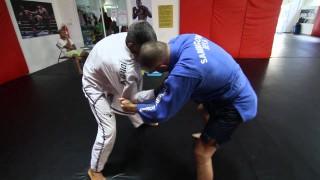 BJJ Black Belt & Sambo Master Roll