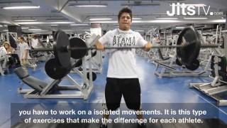 BJJ World Champion Ary Farias' Lifting Routine @ XGym – Jits Magazine