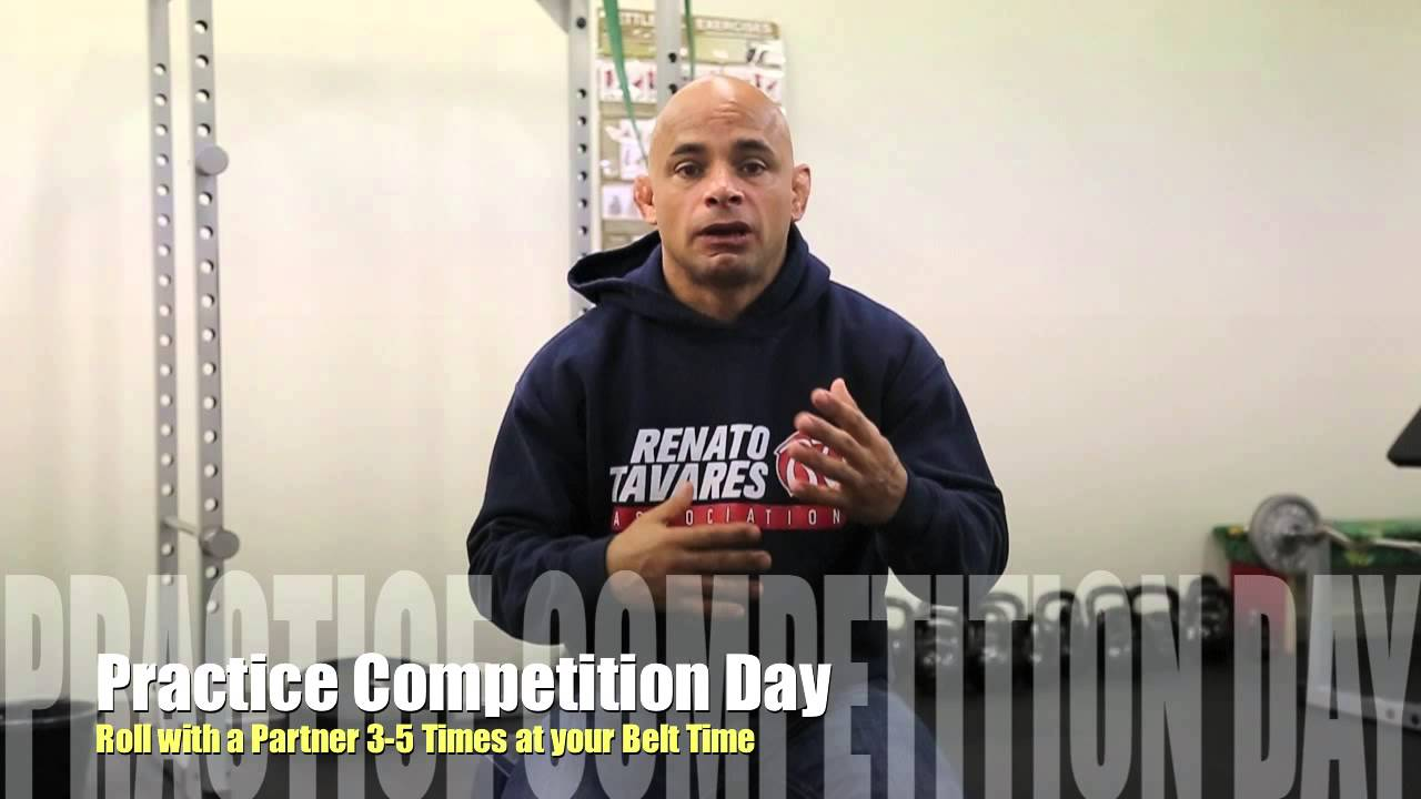 Cutting Weight for Your Next BJJ Tournament Part 2