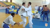 Drills: Georgian Judo Team Training