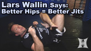 Hip Stretching Drills For Better Jiu Jitsu