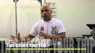 How to Cut Weight For Your Next BJJ Tournament Part 4