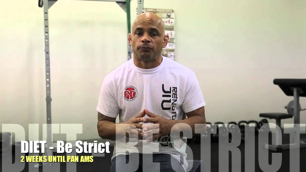 How to Cut Weight for Your Next BJJ Tournament Week 3