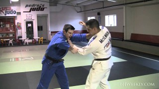 Jimmy Pedro – Grip Strategy for BJJ