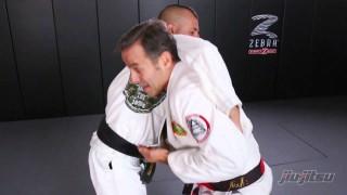 Pedro Sauer, Collar Grip Counters Self Defense