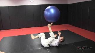 Stability Ball Work Bottom- Jeff Glover