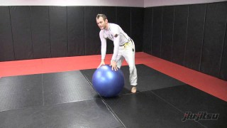 Stability Ball Workout Top- Jeff Glover