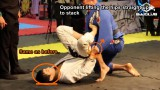 Double underhook Pass defence + counter- Miyao Bros