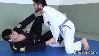 Half Guard Knee Shield Sweep- Michael Liera Jr