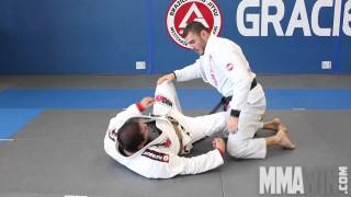 Sneaky back-take from top half guard- Ulpiano Malachias