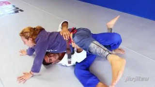 Knee Shield Sweep To Back Take- Lucas Leite