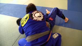 Passing the Inverted Guard- Kurt Osiander