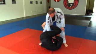 Reverse De La Riva Lasso Sweep to Ankle Lock- Jason Bircher