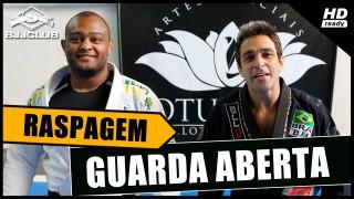 Fabio Negao – Sweep from the De la Riva