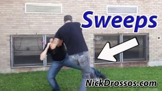 Self Defense Sweeps