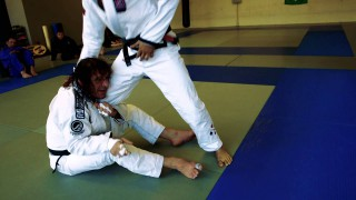 Sit Up Guard sweep by Kurt Osiander