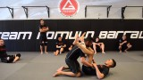 Double Underhook to Armbar to Triangle