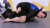 Marcelo Garcia – Half Guard Pass & Triangle from ADCC 2011