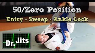50 Zero Entry Sweep Ankle Lock