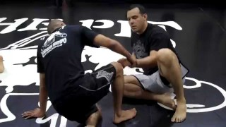 Arm Drag from The Guard