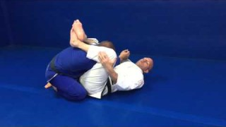 Armbar from the Closed Guard