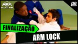 Armbar from the Lapel guard