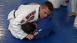 Draculino – Lapel Choke from Half Guard