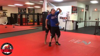Breaking Grips & Recovering Position from Belly to Back
