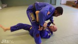 Alexandre Paiva – Armbar from X-Guard Sweep