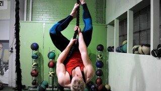Rope Climb Workout for Elite-level Grip, Biceps and Back Strength