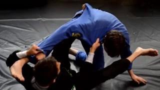 Seph Smith – X-Guard triangle