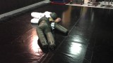 BJJ Drill How to keep the back position