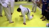 Half Guard Sweep Faking Kimura