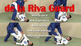 How and When to Use de la Riva Guard