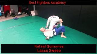 Lasso Sweep With Rafael Quinones