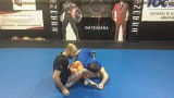 The Hazelett – Omoplata Variation from Rubber Guard