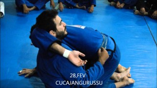 Back Take/Submission From The Sit Up Guard – Hamilton Caminha