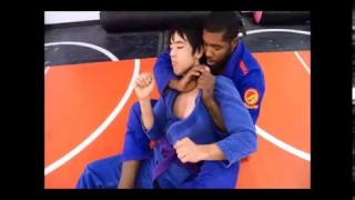 Sneaky High Percentage Double Collar Choke From The Back