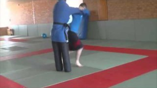 35 Grappling Dummy Throws in 60 seconds