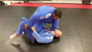 Jason Snapp – Leg Trap Knee On Belly Defense