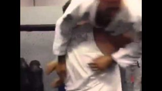 Royce Gracie vs World's Strongest Man Robert Oberst